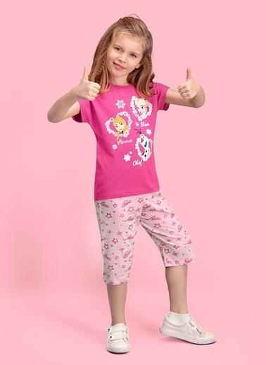 Roly Poly Pijama Takım Fuşya